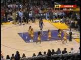 2010/2011赛季NBA常规赛 灰熊-湖人 第4节