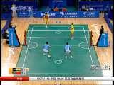 [亚运新闻]26日藤球双人赛继续预赛较量