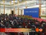 Conferencia de prensa concedida por el Ministro de Relaciones Exteriores Yang Jiechi 02