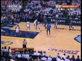 5月14日NBA季后赛17 灰熊vs雷霆 2011NBA季后赛