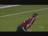 [德甲]第12轮:纽伦堡1-2弗赖堡 比赛集锦