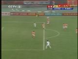 [足协杯]决赛:山东鲁能1-2天津泰达 比赛集锦