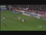 [德甲]第13轮:凯泽斯劳滕0-2勒沃库森 比赛集锦