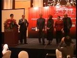 高峰获得推动中国纪录片终身成就奖