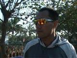 <a href=http://sports.cntv.cn/20111212/101431.shtml target=_blank>[沙排]亚锦赛海口站亚军吴鹏根赛后采访</a>
