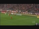 [德甲]第19轮:拜仁慕尼黑2-0沃尔夫斯堡 比赛集锦