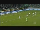 [德甲]第20轮:沃尔夫斯堡0-0门兴 比赛集锦