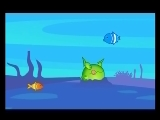 绿豆蛙 欢禧面包圈之运动系列 19潜水