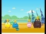 绿豆蛙 绿豆蛙经典舞台剧 丑小鸭
