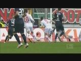 [德甲]第23轮:奥格斯堡3-0柏林赫塔 比赛集锦