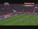 [德甲]第24轮:勒沃库森VS拜仁慕尼黑 下半场