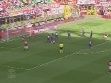 <a href=http://sports.cntv.cn/20120409/105066.shtml target=_blank>[意甲]第31轮:AC米兰1-2佛罗伦萨 比赛集锦</a>