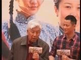 """张洪杰《桐柏英雄》中甘当绿叶 歌手甘萍首""""触电"""""""