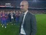 <a href=http://sports.cntv.cn/20120508/108169.shtml target=_blank>[西甲]第37轮:巴塞罗那4-0西班牙人 比赛集锦</a>