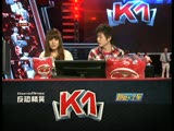 K1联赛第一季Day5《跑跑卡丁车》:顶点 VS 无极