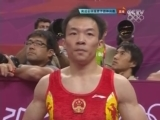 体操男团决赛 中国完美摘金