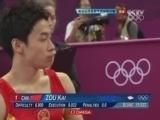 男子自由操决赛 邹凯成功卫冕