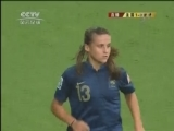 [女足]U17女足世界杯半决赛:法国VS加纳 下半场
