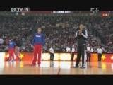 <a href=http://sports.cntv.cn/20121011/105619.shtml target=_blank>中国赛:巴蒂尔、格里芬赛前现场致辞</a>