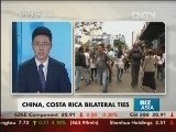 Studio interview: China, Costa Rica bilateral ties