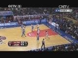 2013-14赛季中国男子篮球职业联赛第24轮 广东东莞银行VS北京金隅 20140112