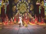 [2014央视春晚]歌舞《欢歌》 表演:韦晴晴 萨其拉 马小明 玉米提 次仁央宗