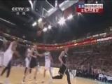 [NBA]安德森突破回传 普拉姆利上篮命中
