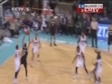 [NBA]杰克直塞篮下 杰罗姆-乔丹接球上篮命中