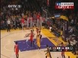 2014-15赛季NBA常规赛 火箭VS湖人 20141029