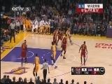 2014-15赛季NBA常规赛 骑士VS湖人 20150116