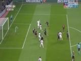 [欧冠]马诺拉斯头球摆渡 德罗西右脚打门得手