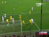 [国际足球]欧预赛附加赛次回合:斯洛文尼亚1-1乌克兰 比赛集锦