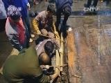 [探索发现]海昏侯大墓考古 开棺作业