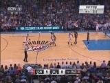 2015-16赛季NBA常规赛 勇士VS雷霆 20160228