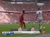 [德甲]第28轮:拜仁慕尼黑VS法兰克福 下半场