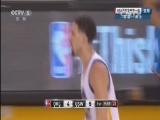2015-16赛季NBA西部决赛 雷霆VS勇士 第一场 20160517