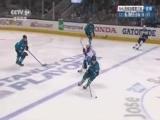 [NHL]西部决赛:圣路易斯蓝调VS圣何塞鲨鱼 第一节