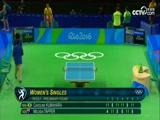 [奥运+]乒乓球女子单打资格赛 巴西VS澳大利亚