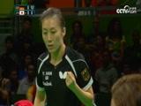 [奥运会]乒乓球女团半决赛 德国队VS日本队 1