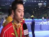 [乒乓球]许昕:已经完全释放 下届奥运还会回来
