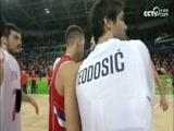 [奥运会]男子篮球1/4决赛 克罗地亚VS塞尔维亚