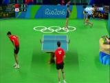 [奥运会]乒乓球男子团体决赛 中国队VS日本队 2