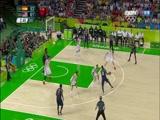 [奥运会]男篮半决赛 西班牙队VS美国队