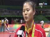 [排球]龚翔宇:团队配合 相互帮助 获得冠军