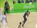[篮球]奥运会男篮决赛:塞尔维亚VS美国 集锦