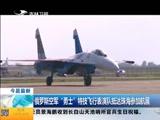 """俄罗斯空军""""勇士""""特技飞行表演队抵达珠海参加航展"""