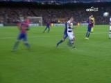 [欧冠]C组第6轮:巴塞罗那VS门兴 上半场