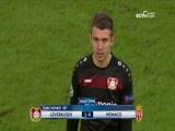 [欧冠]E组第6轮:勒沃库森VS摩纳哥 上半场