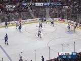 [NHL]常规赛:洛杉矶国王VS温哥华加人 第二节