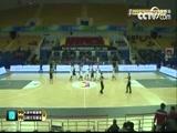 [篮球]CBSC篮球赛总决赛:大连中港教育VS山西三元煤业